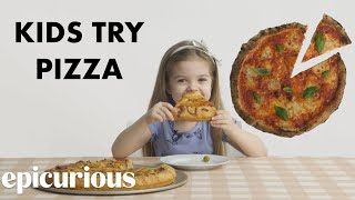 Kids Try 10 Styles of Pizza from Around the World