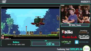 Awesome Games Done Quick 2015 - Part 42 - Broforce by Blood_Thunder
