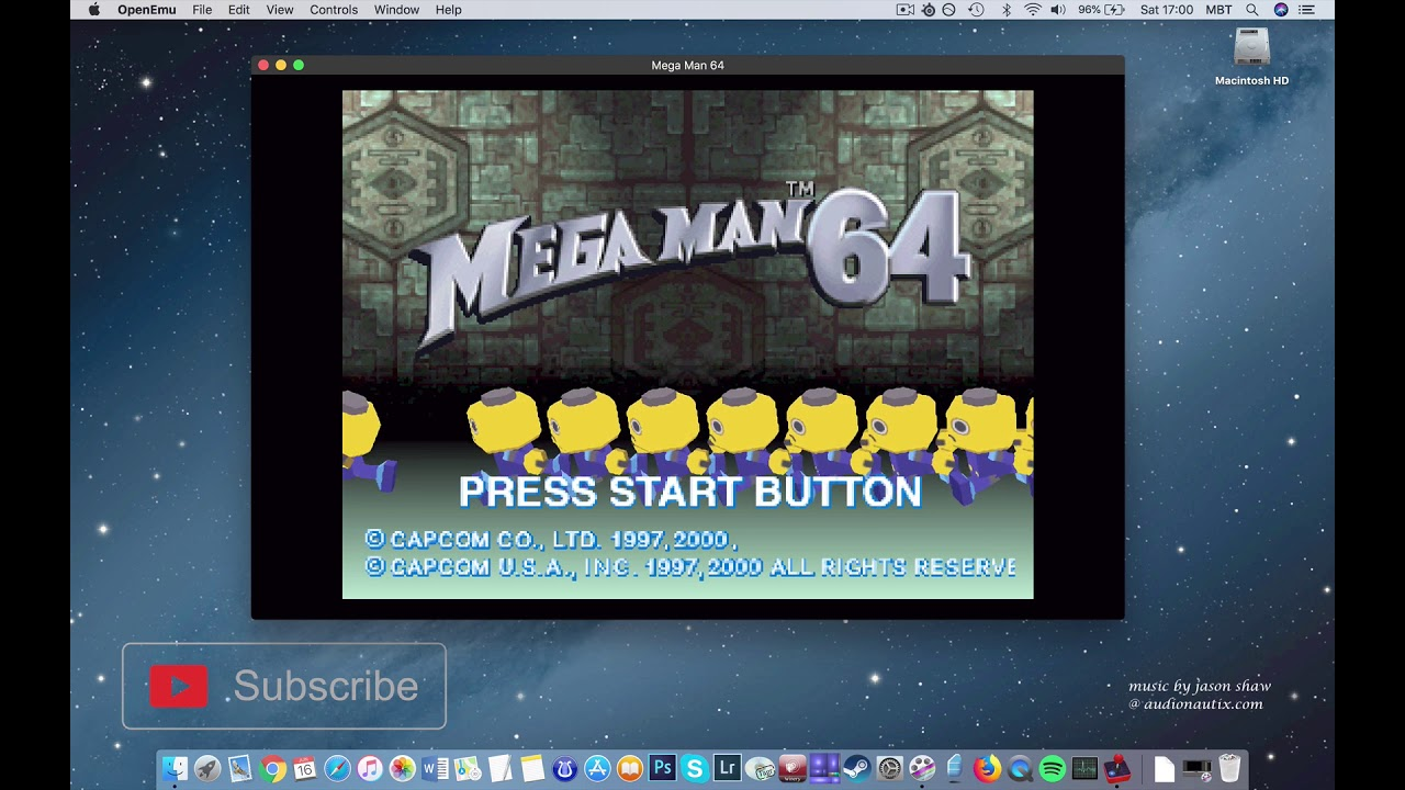 Mega Man 64 | MAC | Nintendo 64