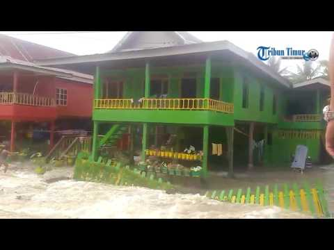 Soppeng Banjir, Terparah di Lompulle