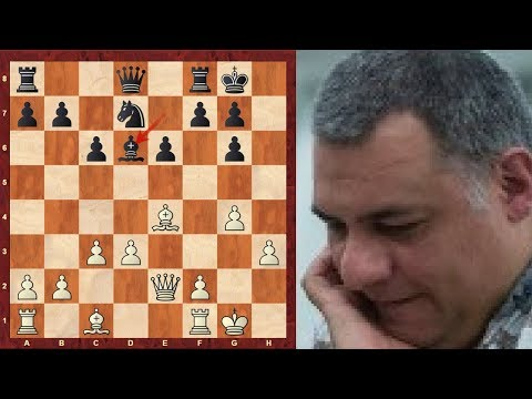 Mikhail Tal's trainer!: Nezhmetdinov vs Geller URS-ch (1954) · Notable Chess Game: Zukertort Opening
