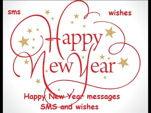 happy new year messages sms and wishes