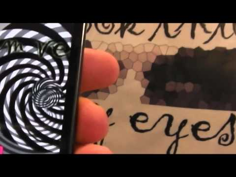 Hypnotize Augmented Reality T-Shirt - Available to Buy