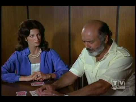 Pernell Roberts as Brian Mallory in Love Boat Clip 5