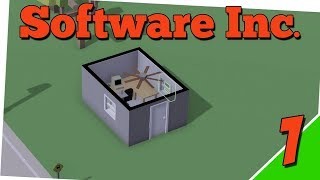 Software Inc Alpha 9 | Let's Play Software Inc. PART 1 | Green Inc.