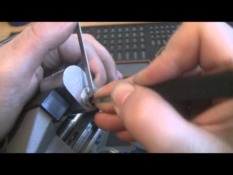 JJ80 custom pinned 6 pin Asec - picked spp & gutted