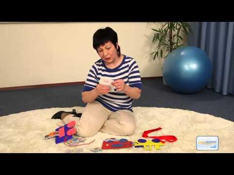 Урок 15. Развивающие игры для малышей, 21-22 мес - Игра с карточками Тепляковой: играем в паровоз