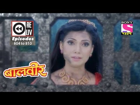 Weekly Reliv - Baalveer - 11th Dec  To 15th Dec 2017 - Episode 804 To 810