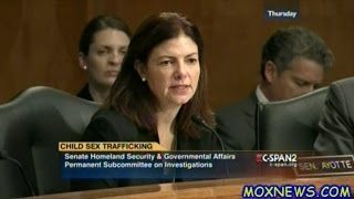 Congressional Hearing On Child Sex Trafficking