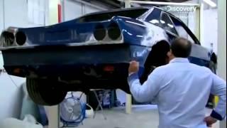 Новая жизнь ретро автомобилей: Ferrari Mondial