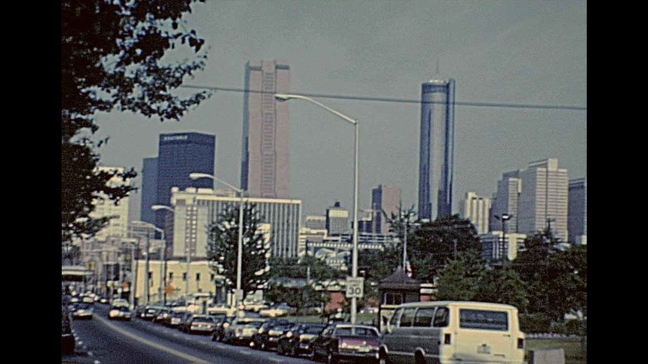 Archive Footage – Atlanta 1987