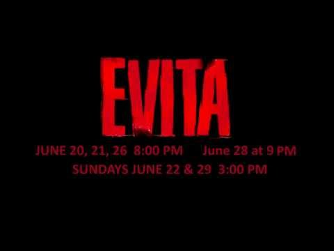 EVITA - Axelrod Performing Arts Center - June 2014
