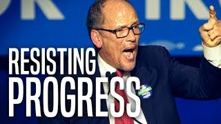 Democratic Establishment Still Cheating Progressives, Shielding Corporatists