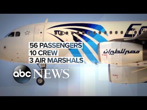 EgyptAir Flight 804 Mystery Deepens