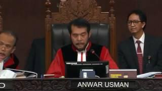 Download Panas!! Perdebatan BW dan Hakim MK soal Jaminan Keamanan bagi Saksi yang akan Hadir (3) Mp3 and Videos