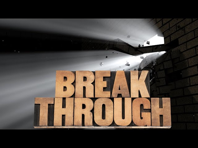 Breaches vs. Breakthroughs Part 2 | Dr. Chris Jenkins