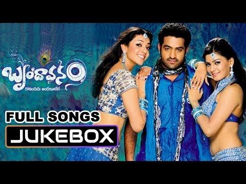Brindavanam Telugu Movie Songs Jukebox || Jr.Ntr, Kajal Agarwal, Samantha