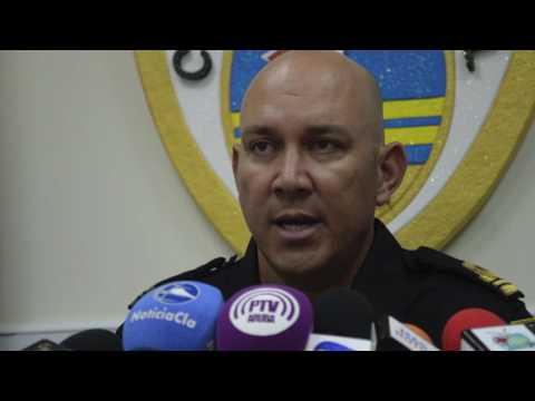 Autoridad a intercepta boto y 9 ilegal drentando Aruba