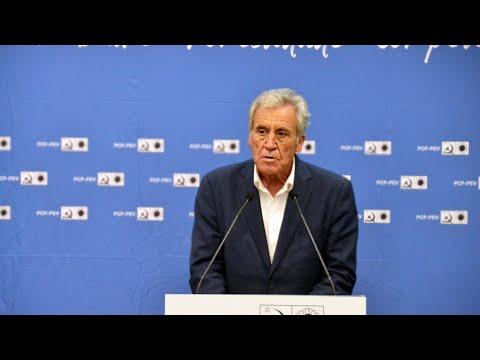 Jerónimo de Sousa: Acto Público CDU