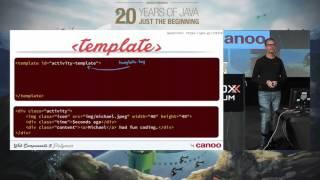 Building modern web UIs with Web Components Michael Heinrichs/Hendrik Ebbers