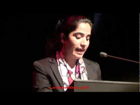 Malalai Joya's speech in Melbourne University - Australia (April 5, 2012)