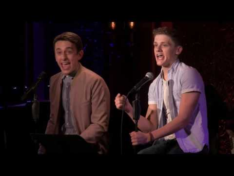 "Josh Burrage & Ben Cook - ""Unemployed (I'm Alive)"" (Next to Normal)"