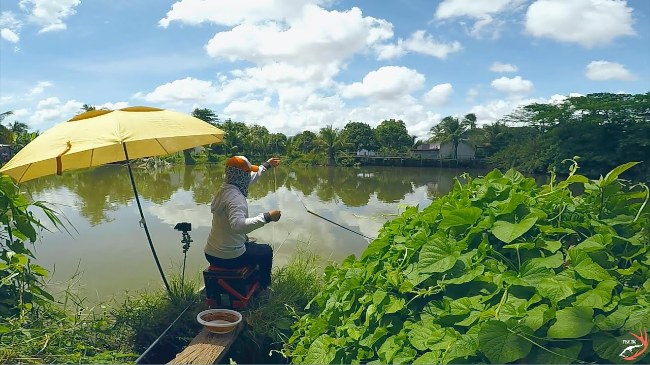 FISHING . HÔM NAY ĐÓNG 6 PHÁT 6 EM K SẢY EM NÀO