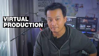 เทคโนโลยี Virtual Production กับ งานภาพยนตร์และแอนิเมชัน