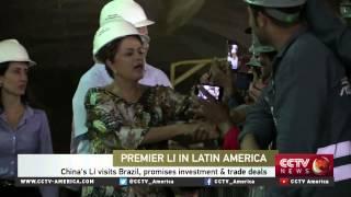 Monica de Bolle on China-Brazil relations