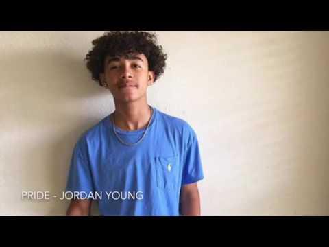 Pride  Jordan Young