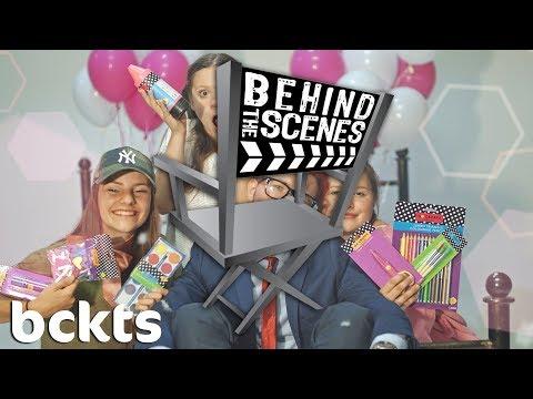 Pjay - BckTS feat. Mína (Making Of)