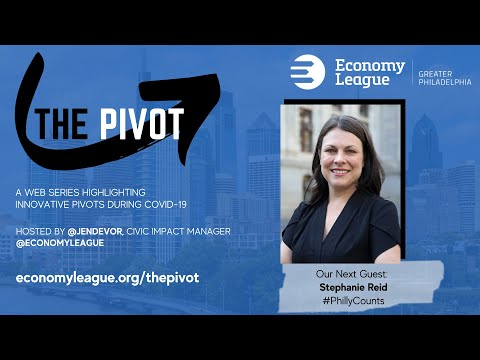 The Pivot: #15 Checking in with Stephanie Reid, #PhillyCounts