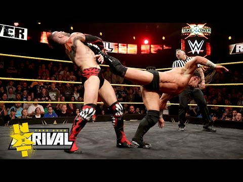 Adrian Neville vs. Finn Bálor – No. 1 Contender's Finals match: NXT TakeOver: Rival, Feb. 11, 2015