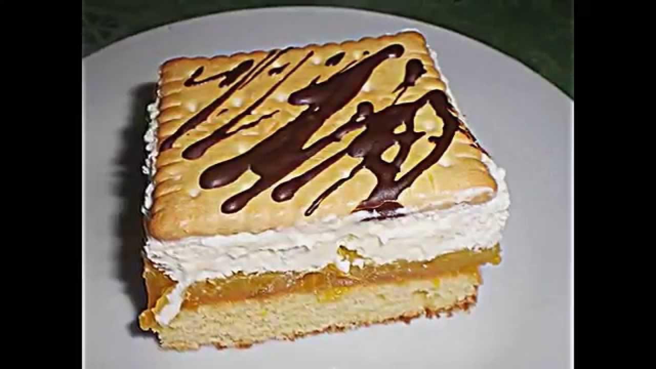 Keks - Kuchen vom Blech - YouTube