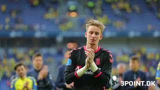 Brøndby-fans gav Frederik Rønnow flot afsked