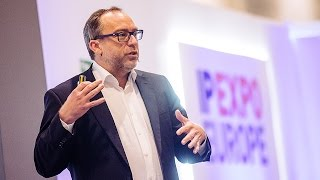 IP EXPO Europe 2015 - Jimmy Wales, Keynote - Part 3