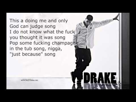 Drake - Trophies (LYRICS ON SCREEN)