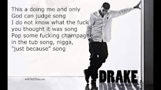 Repeat youtube video Drake - Trophies (LYRICS ON SCREEN)