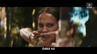 Tomb Raider - oficjalny zwiastun 4K Ultra HD Blu-ray, Blu-ray 3D, Blu-ray i DVD (polskie napisy)