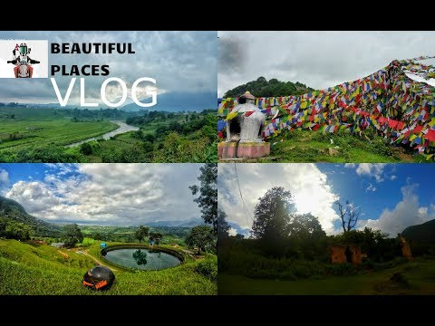 BEAUTIFUL PLACES NEAR KATHMANDU VLOG |MOTOVLOG| TRAVEL NEPAL NEPALI