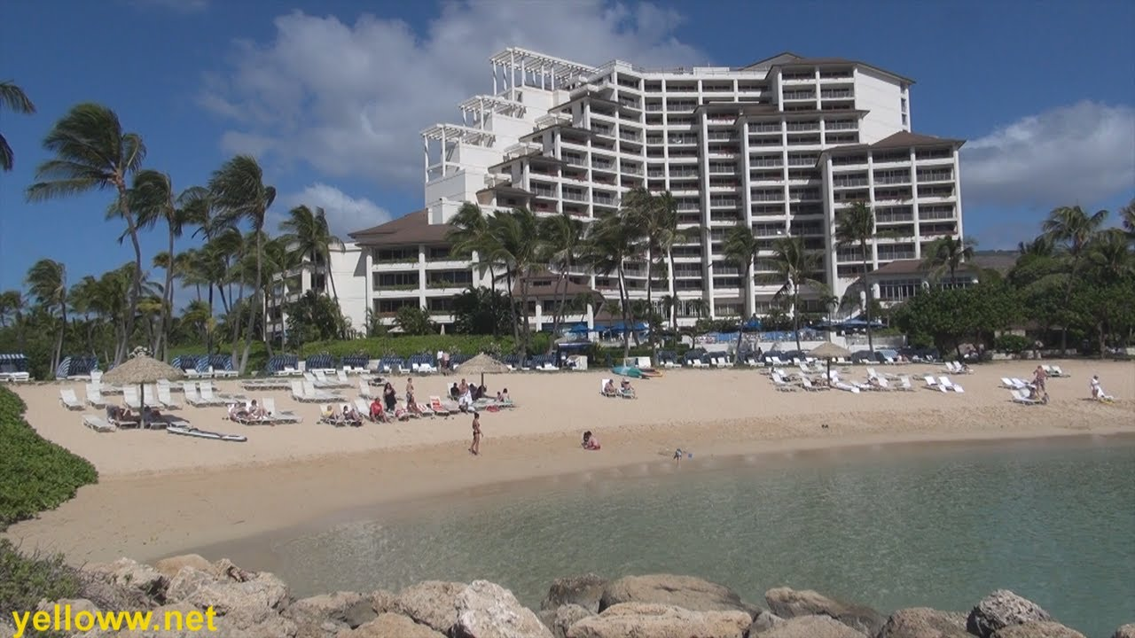 Marriott Oahu Resort And Spa