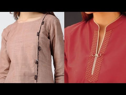 Churidar Neck Designs Collections 4