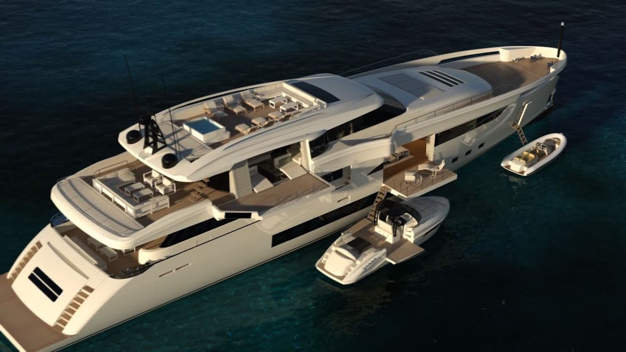 Wider Yachts 32, 42, 150, 165 (Indonesia Yacht Show 2014 ...