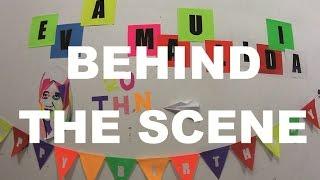 Download BEHIND THE SCENE #1Video Selamat Ulang Tahun Eva Maulidia
