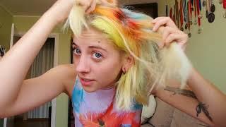 Обзор цветной краски для волос Nexxt creative collection (часть 2)