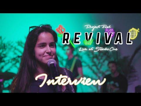 Laura Galindo REVIVAL Interview