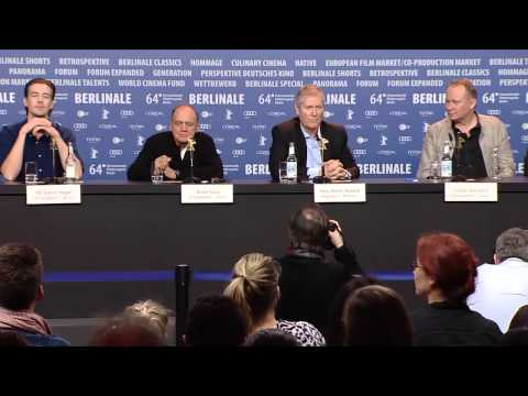 Kraftidioten  Press Conference Highlights  Berlinale 2014