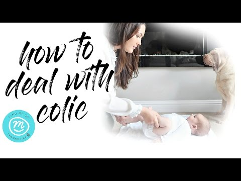 MUM SOS | COLIC TIPS & TRICKS EVERY MUM HAS TO KNOW! | MAMA REID