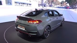 Hyundai i30 Fastback N - World Premiere at the Paris Motor Show (FIRST LOOK)