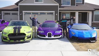 TheStradman BUGATTI VEYRON and COLLECTION TOUR!
